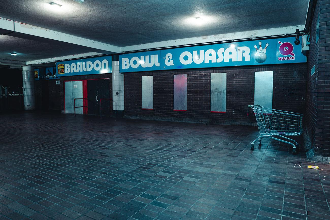 Basildon Bowl & Quasar