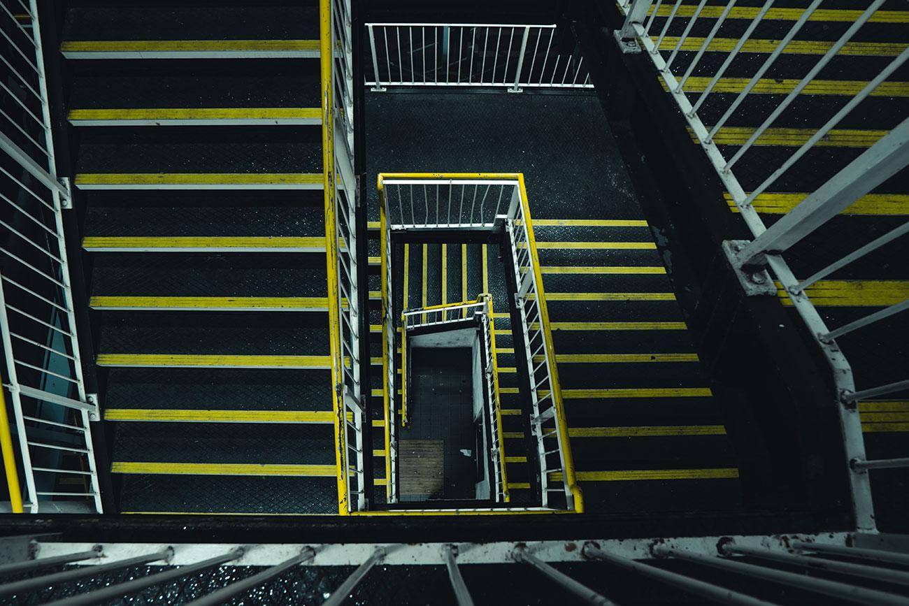 Town Centre Staircase Basildon