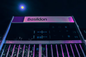 Basildon Train Station